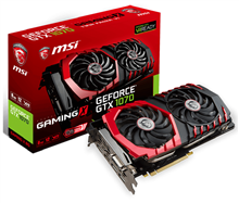 MSI GeForce GTX 1070 GAMING X 8GB Stock Graphics Card